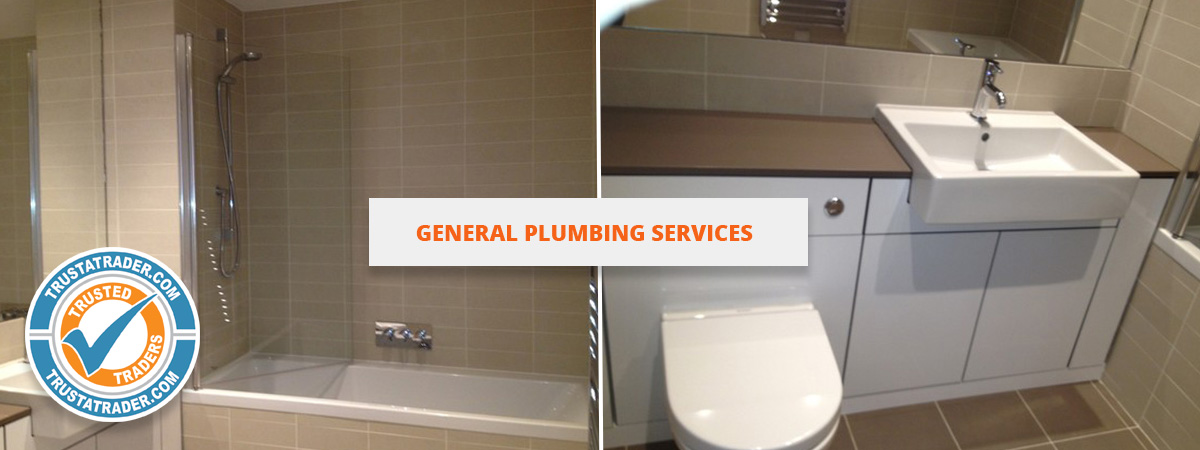 Plumbing, Bathrooms, Showers, Installs, Repairs - Essex and London